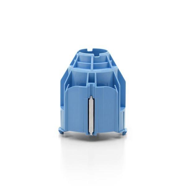 HP 3-in Core Adapter - Druckerrollen-Medienadapter