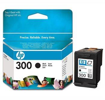 HP 300 original Tinte schwarz - CC640EE