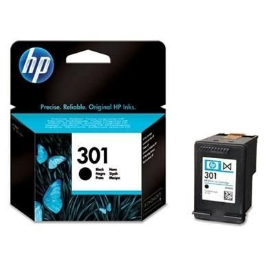 HP 301 original Tinte schwarz - CH561EE