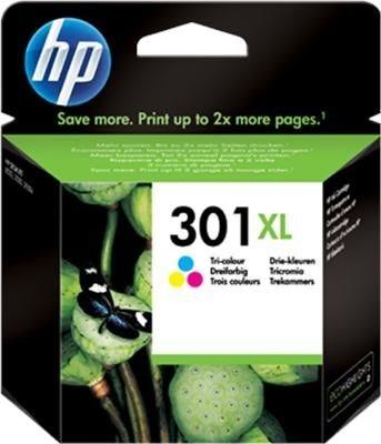 HP 301XL original HC Tinte cyan, magenta, gelb - CH564EE