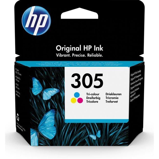 HP 305 Original Tinte CMY - 3YM60AE