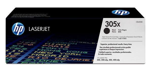 HP 305X original HC Toner schwarz - CE410X