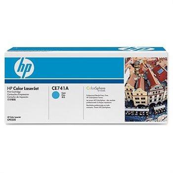 HP 307A original Toner cyan - CE741A