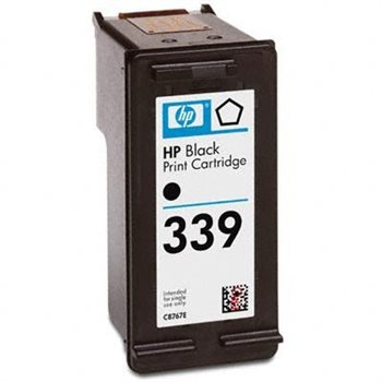 HP 339 original Tinte schwarz - C8767EE