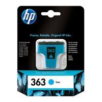 HP 363 original Tinte cyan - C8774EE