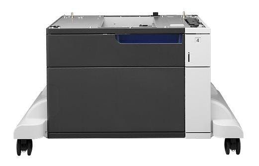 HP 500-Blatt A4/A3 Fach mit Standfuß
