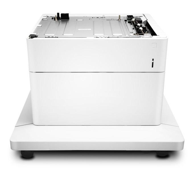 HP 500 Blatt Papierfach mit Unterstand