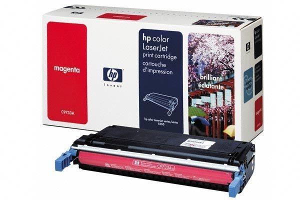 HP 645A original Toner magenta - C9733A