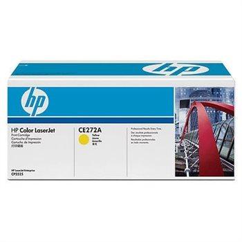 HP 650A original Toner gelb - CE272A