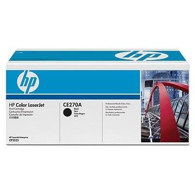 HP 650A original Toner schwarz - CE270A