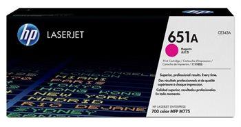 HP 651A original Toner magenta - CE343A