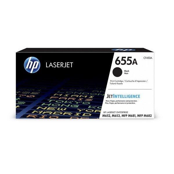 HP 655A original Toner schwarz - CF450A