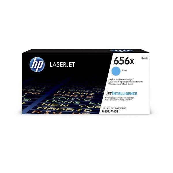 HP 656X original HC Toner cyan - CF461X