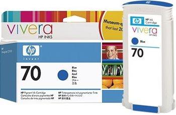 HP 70 original Tinte blau - C9458A
