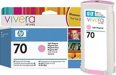 HP 70 original Tinte magenta - C9455A