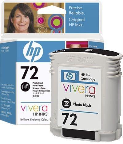 HP 72 original Tinte fotoschwarz - C9397A