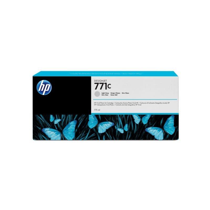 HP 771C original Tinte grau - B6Y14A