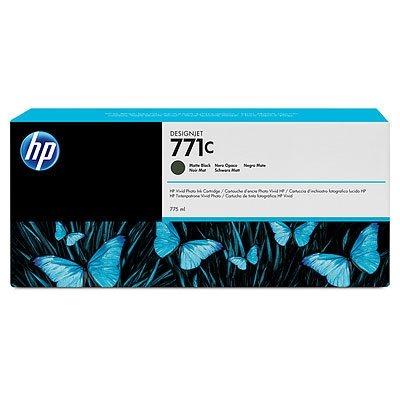 HP 771C original Tinte schwarz - B6Y07A