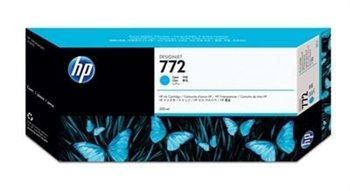 HP 772 original Tinte cyan - CN636A