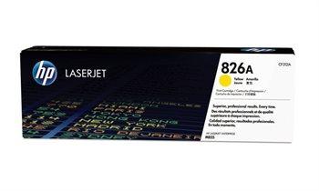 HP 826A original Toner gelb - CF312A