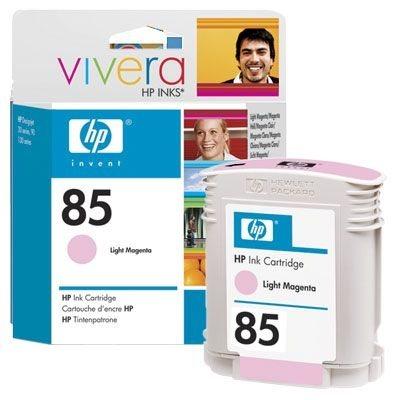 HP 85 original Tinte magenta - C9429A