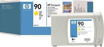HP 90 original Tinte gelb - C5065A