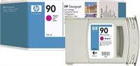 HP 90 original Tinte magenta - C5062A