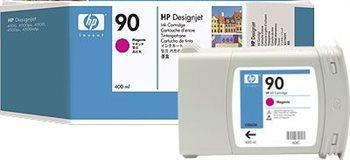 HP 90 original Tinte magenta - C5063A