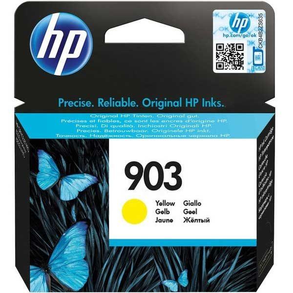 HP 903 original Tinte gelb - T6L95AE