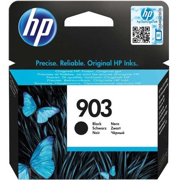 HP 903 original Tinte schwarz - T6L99AE