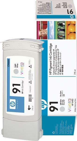 HP 91 original Tinte grau - C9466A