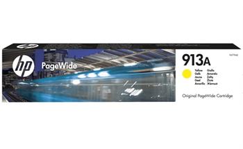 HP 913A original PageWide Tinte gelb - F6T79AE