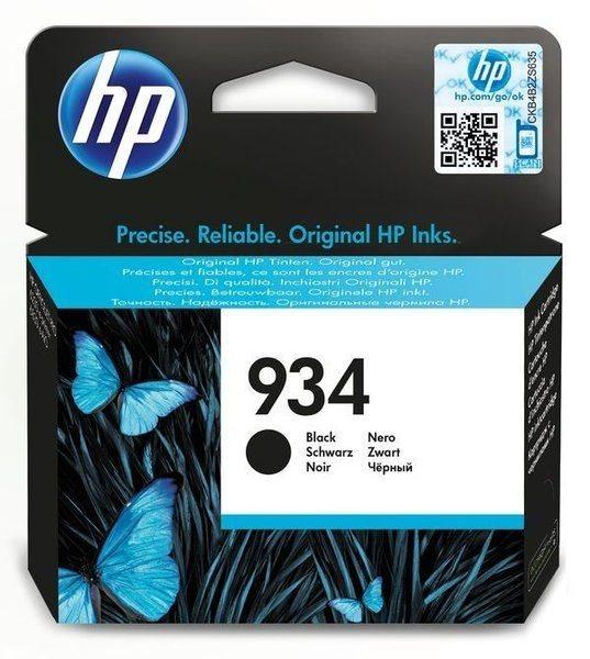 HP 934 original Tinte schwarz - C2P19AE