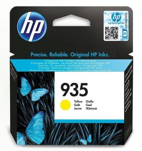 HP 935 original Tinte gelb - C2P22AE