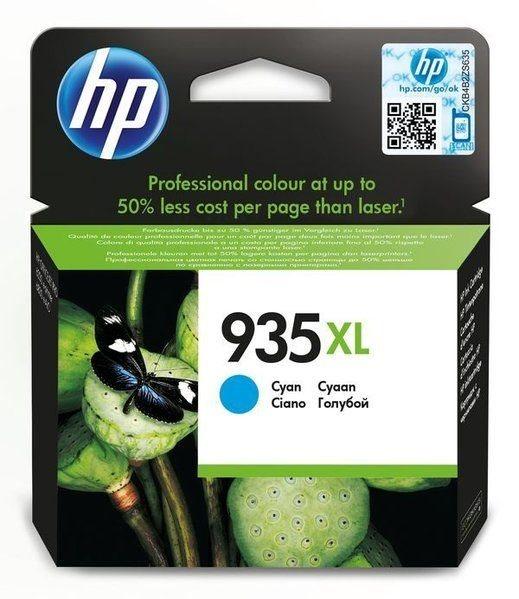 HP 935XL original HC Tinte cyan - C2P24AE