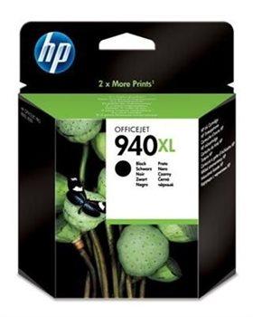 HP 940XL original HC Tinte schwarz - C4906AE