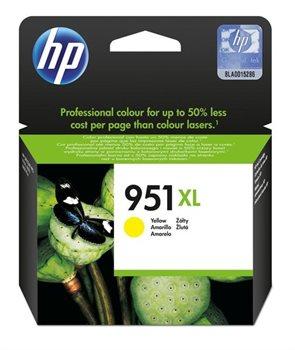 HP 951XL original HC Tinte gelb - CN048AE
