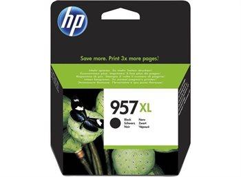 HP 957XL original HC Tinte schwarz - L0R40AE