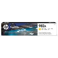 HP 982A original PageWide Tinte gelb - T0B25A