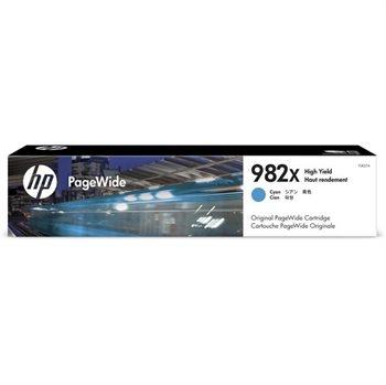 HP 982X original HC PageWide Tinte cyan - T0B27A