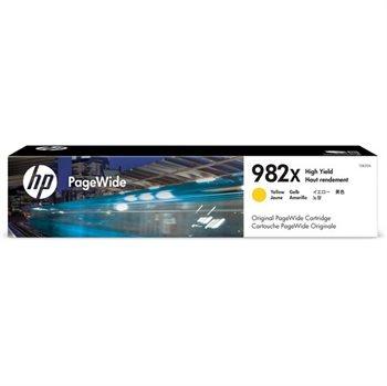 HP 982X original HC PageWide Tinte gelb - T0B29A