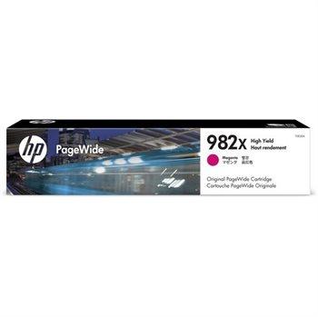 HP 982X original HC PageWide Tinte magenta - T0B28A