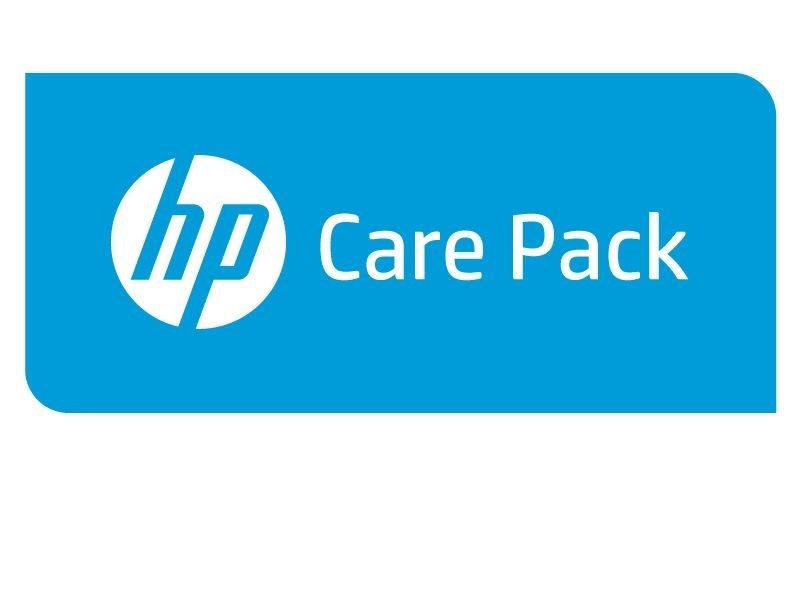 HP CarePack U6T88E, 3 Jahre Vor-Ort Service, Reakt