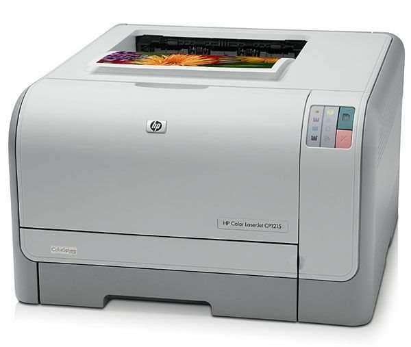 HP Color Laserjet CP1215, CC376A