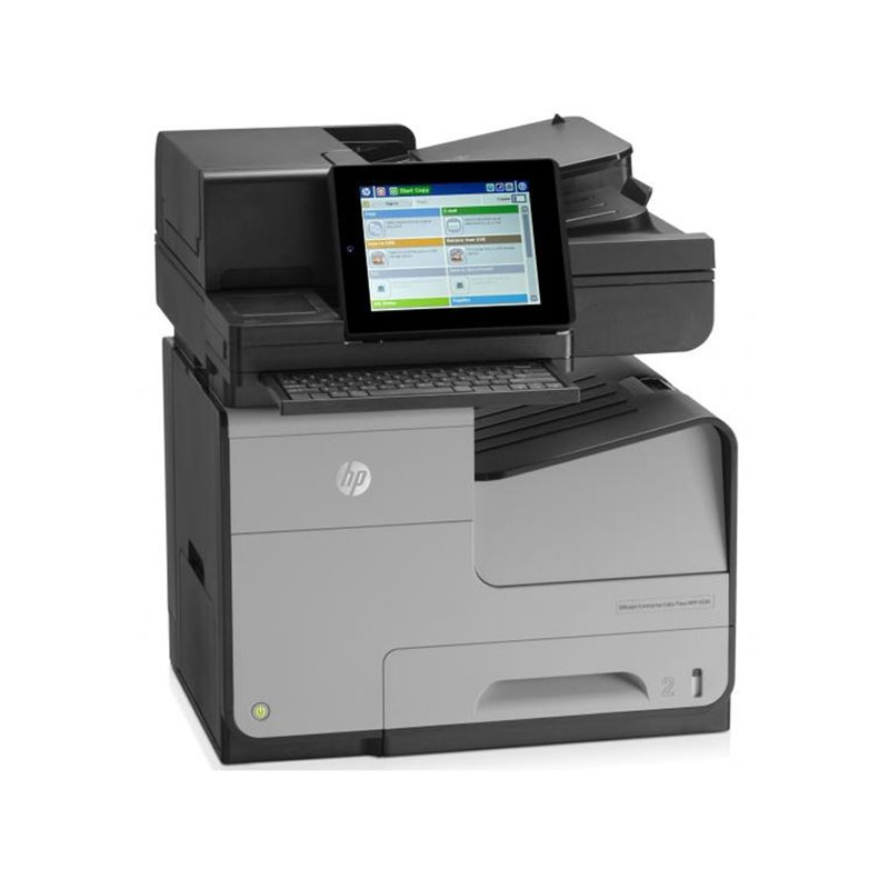 HP Color OfficeJet Enterprise MFP X585z
