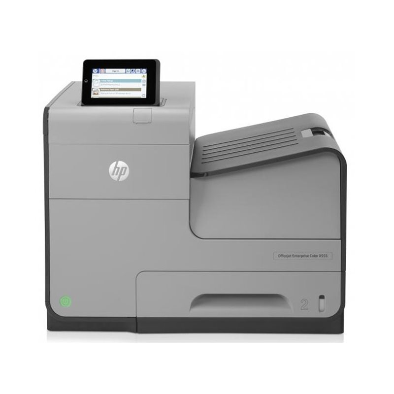 HP Color OfficeJet Enterprise X555dn