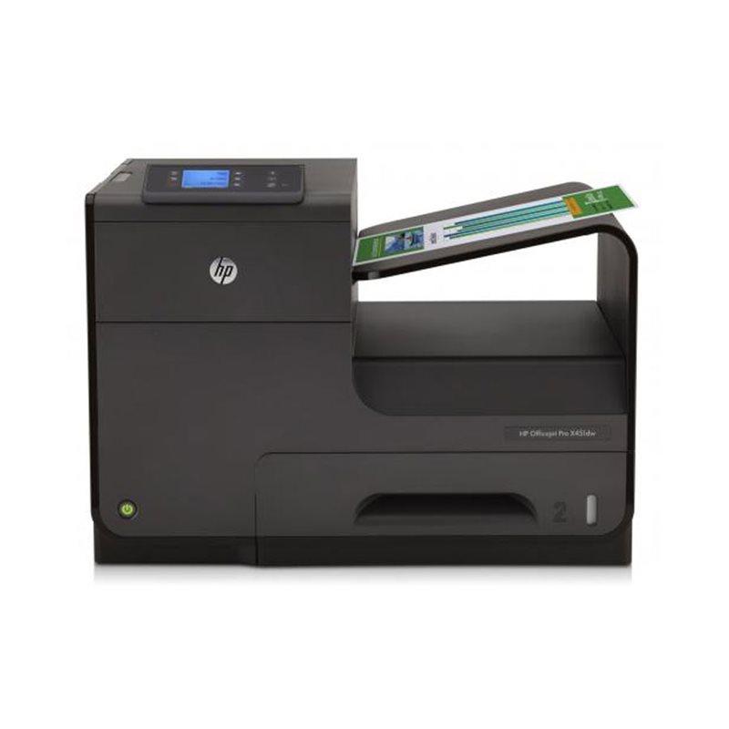 HP Color OfficeJet Pro X451dw