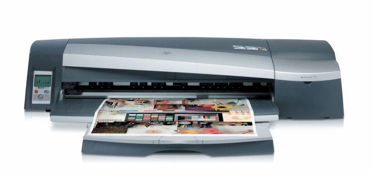 HP  DesignJet 130, C7791C