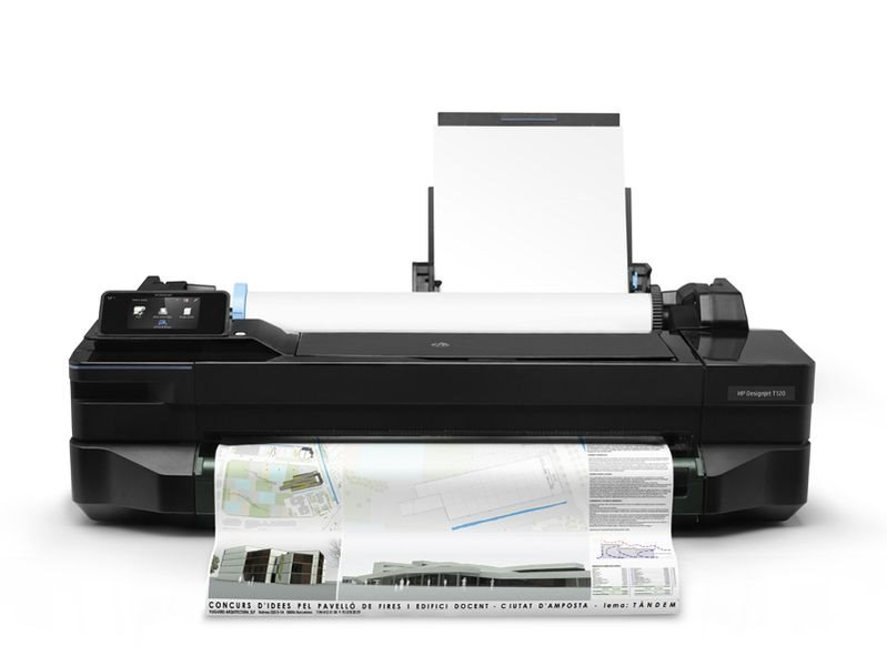 HP DesignJet T120 610 mm ePrinter