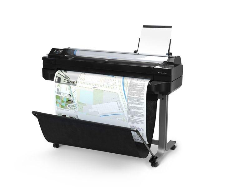 HP DesignJet T520 914 mm (36 Zoll) ePrinter